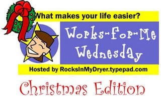Works for me Wednesday *Christmas Edition*