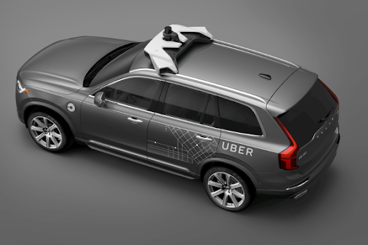 Uber orders 24,000 SUVs from Volvo to build a fleet of self-driving taxis - SiliconANGLE