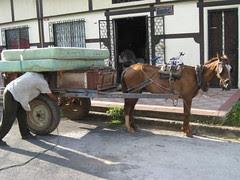 forget U-Haul, here's mattress moving in Grana...