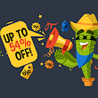 CactusVPN Summer Promotion - Up to 54% OFF!