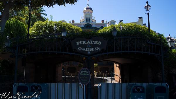 Disneyland Resort, Disneyland, Pirates of the Caribbean, Refurbishment, Refurb