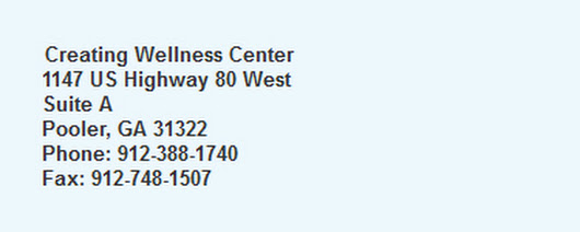 Dr. Ranicki's Creating Wellness Center - Instant Gift Certificates