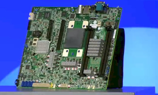 Tyan Ships First Non-IBM Power8 Server