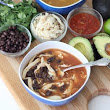 Four Ingredient Soup | Living Well Kitchen