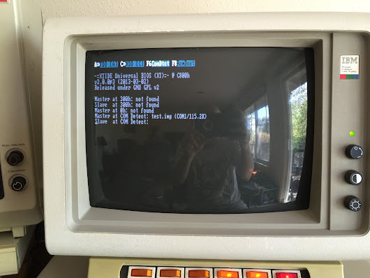 Adding a Hard Drive to an Original IBM PC Using a Raspberry Pi