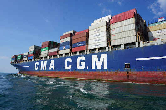 CMA CGM Says It's Ready for More M&A Deals