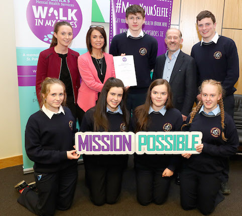 Positive outcome for Scoil Phobail students