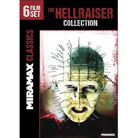 The Hellraiser Collection (Widescreen)