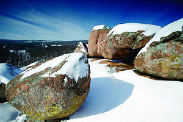 Elephant Rock State Park Elephant Rocks State Park