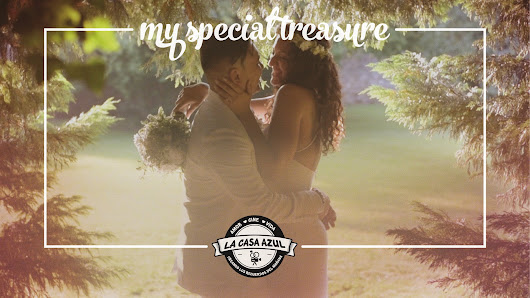 My special treasure ı wedding video Spain | La casa azul