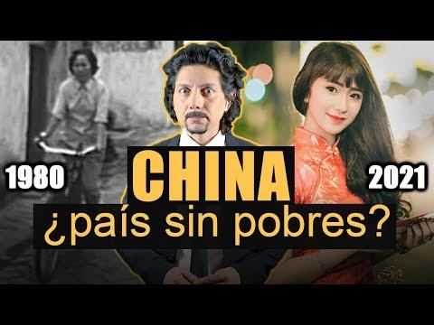 De país de campesinos a segunda potencia mundial: Así vence China a la p...