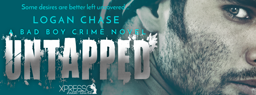 Untapped by Logan Chase Cover Reveal banner