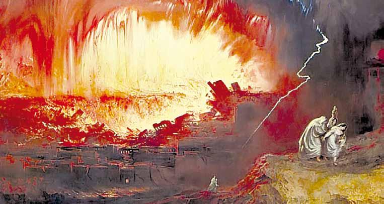 Атомная война в далеком прошлом