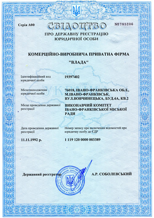 PROFTRANS-CONSULT - COMPANY PROFILE - Organisation der ...