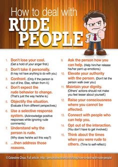 How To Implement Social And Emotional >> Recreation Therapy Ideas: How to Deal with Rude People