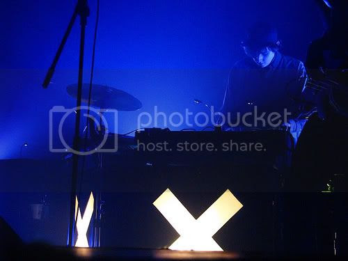 The xx: photo by Michael Ligon