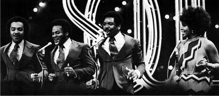 Gladys Knight and the Pips. Foto: DP.