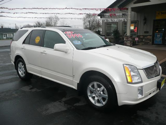 Used 2006 Cadillac SRX for Sale in Scottsburg IN 47170 Jeffrey's Auto Exchange