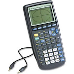 Texas Instruments TI-83 Plus Blue Graphing Calculator