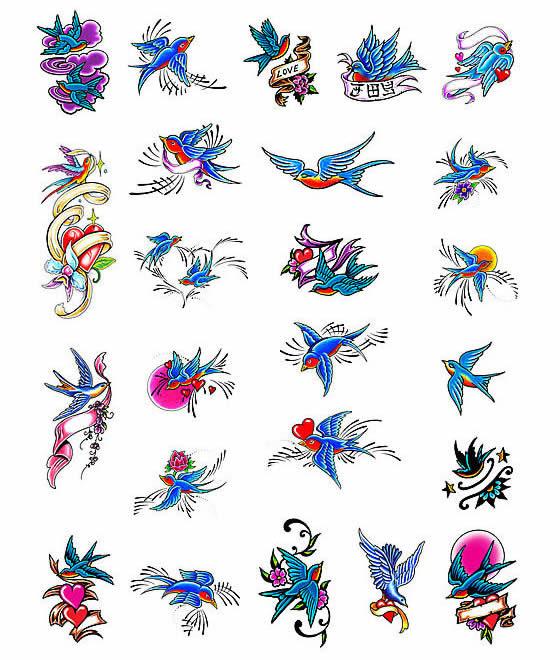 Blue Bird Tattoo Symbol Tattoomagz