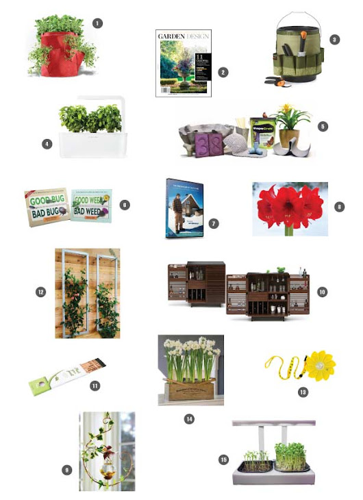 Urban Gardens 2015 Holiday Gift Guide
