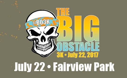 United Way's Big Obstacle 3K Returns to Decatur