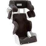 Ultra Shield ULT3921701 17 & 17.5 in. Seat Cover Black