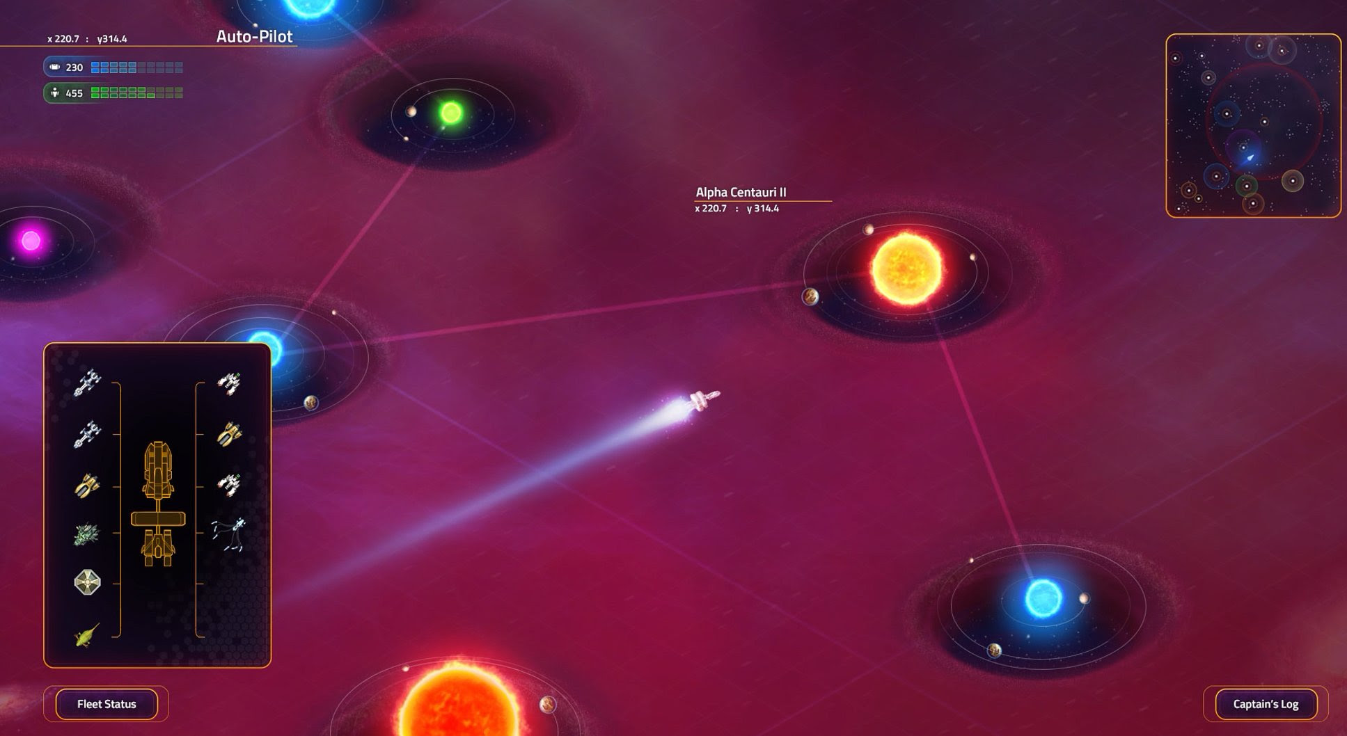 It's a good time to be a fan of Star Control screenshot