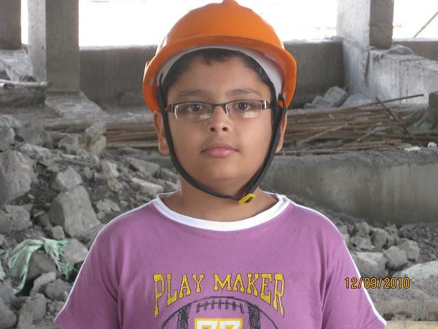 Megapolis Rajiv Gandhi Infotech Park Phase 3 Hinjewadi Pune - Tanishq Kulkarni in the sample flat IMG_2919
