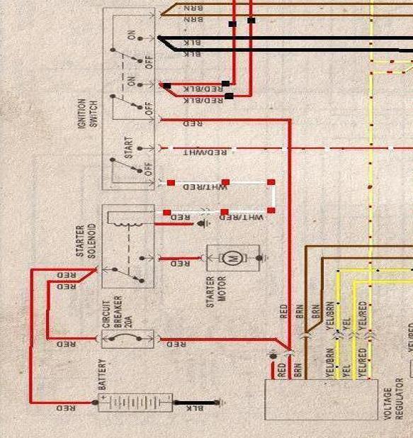 35 Atv Starter Solenoid Wiring Diagram