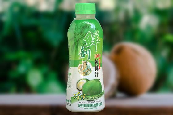 雙11/半天水/100%/鮮剖/純椰汁/椰子