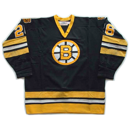 Boston Bruins Milbury 79-80 F