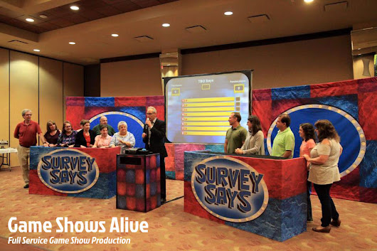 For Party Entertainment – Look No Further With Game Shows Alive