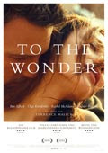 To the Wonder Filmplakat