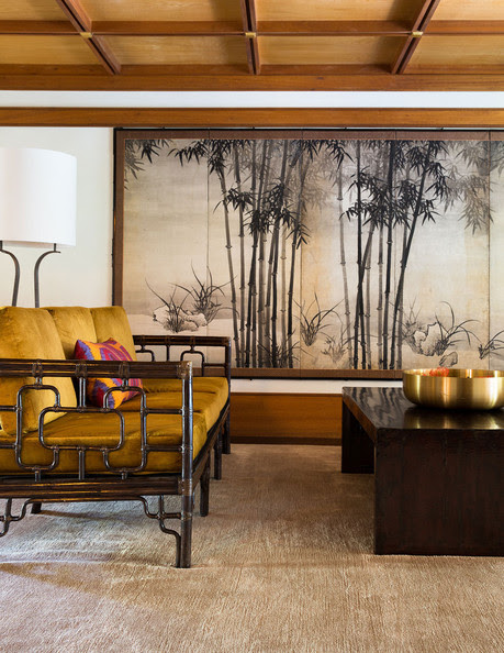 Modern Asian Living Room Modern Living Room Decor Contemporary