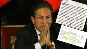 Las investigaciones indican que la suegra de Alejandro Toledo no es más que su testaferro. Tomado de Perú 21.