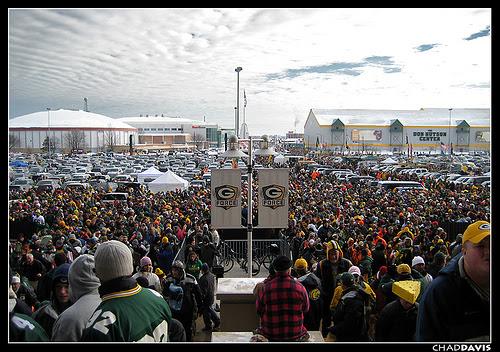 Packers vs. Raiders 2007