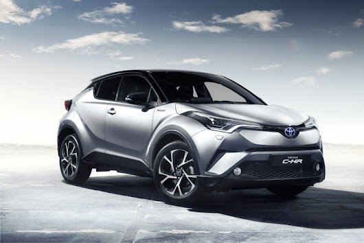 C-HR Models and Pricing - Toyota C-HR Forum
