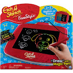 Etch A Sketch Freestyle, Doodle Mats and Boards