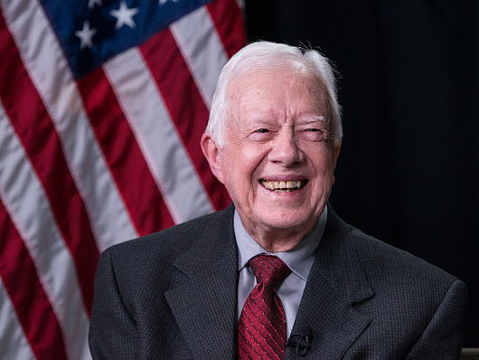 President Jimmy Carter: There's a lack of peacemakers among world leaders