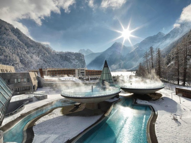 Aqua Domo, Austria