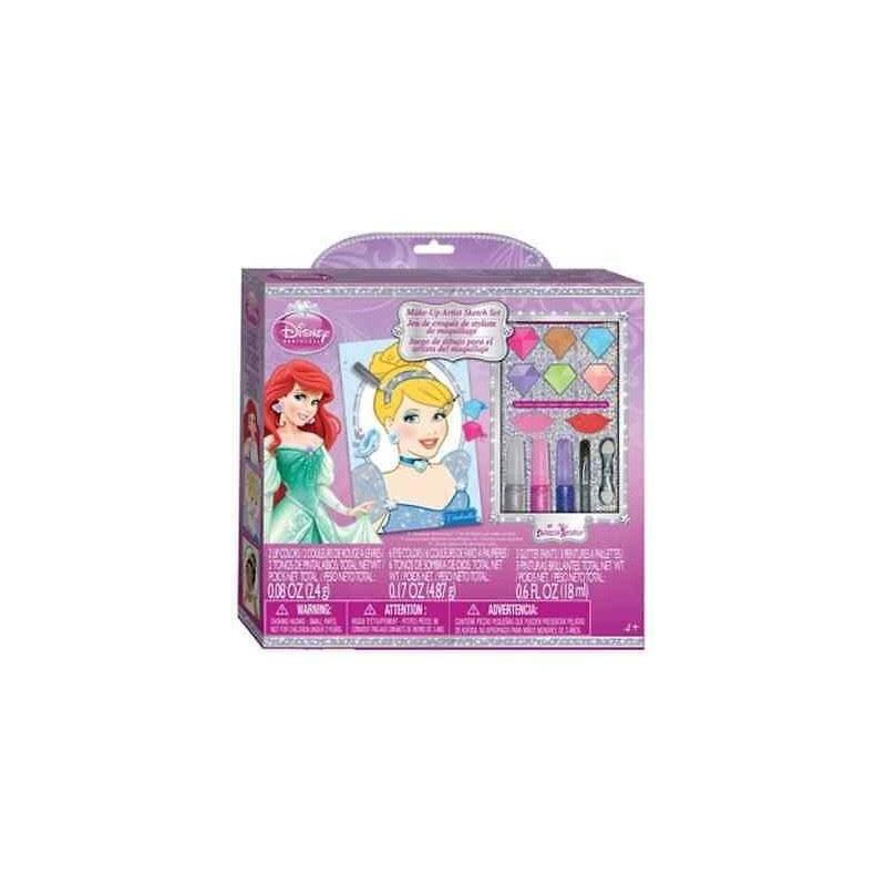Makeup artist sketch set toy