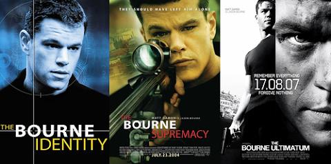 Jason Bourne Movies In Order