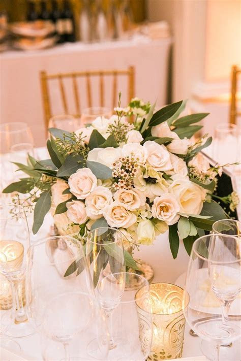 Romantic California Wedding with Elegant Details   White