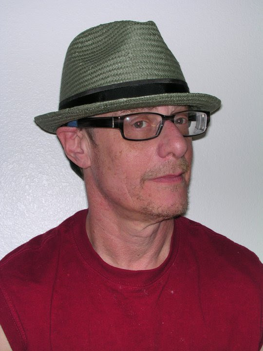 Headshot for author Mike Baron