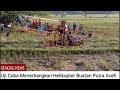 Video: Helikopter Capung Buatan Pemuda Aceh Utara Tes Terbang, Warga Takjub