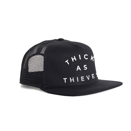 1. Trucker Caps - Thick As Thieves - Streetwear