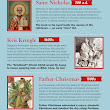Proto-Knowledge: A short history of Santa Claus - from saint to secular