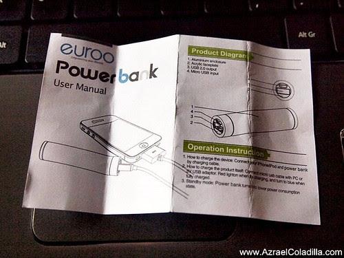 Euro Power Bank