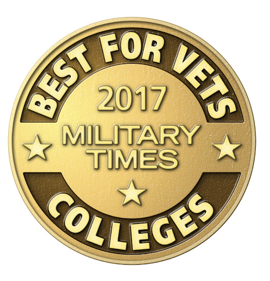Military Times' 2017 List of Best Colleges for Military Veterans